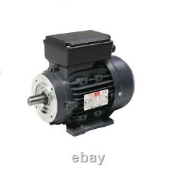 0.5583TECAB14-90L, Three Phase Electric Motor 0.55KW, 8 Pole, B14. ALUMINIUM