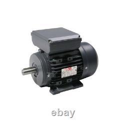 0.5583TECAB3-90L, Three Phase Electric Motor 0.55KW, 8 Pole, B3. ALUMINIUM
