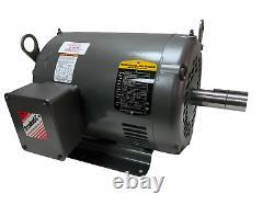 10 Hp 3 Ph Three Phase Electric Motor M3313T Baldor 1800 RPM 215T Frame