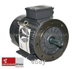 11KW 15 HP Three (3) Phase Electric Motor 1400 RPM 4 Pole 400V IE3 Efficiency