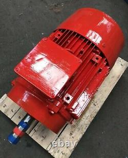 11kW 160 Frame Electric Motor 4-Pole B3 Foot 1450RPM 160 Frame 3-Phase