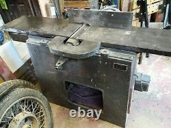 12 Metalclad Wood Working Planer Jointer Thicknesser Three 3 Phase 415v