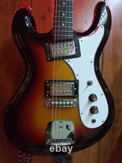 1976 Univox Hi-Flier Phase III Electric Guitar