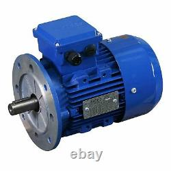 1.523AMTAB5IE3 Three Phase Electric Motor 1.5kW 2 Pole B5 Aluminium IE3