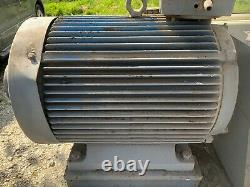 200kW 3 phase 2 pole Electric motor 3000RPM