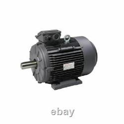22KW, 30 HP Three (3) Phase Electric Motor 2800 RPM 2 Pole 22.0 KW / 30HP NEW