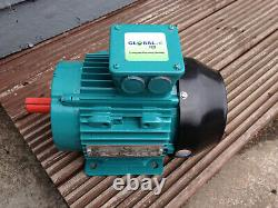 2.20 KW Crompton Greaves Electric Motor 2 Pole 2850 RPM CG GD90L 230V 3 Phase B3