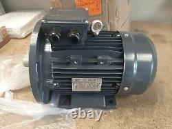 2.243TECAB35-100L, Three Phase Electric Motor 2.2KW, 4 Pole, B35. ALUMINIUM