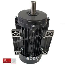 2.2KW 3 HP Three (3) Phase Electric Motor 2800 RPM 2 Pole IE2 Efficiency NEW