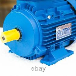2.2kw 3.0HP 2800rpm shaft 24mm air compressor Electric motor Three-phase 415v