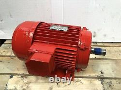 2-Speed 3-Phase Electric Motor 1.1kW 960RPM/1450RPM 100 Frame B3 Foot