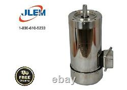 2hp 1800 Rp 3 Phase Stainless Steel Electric Motor 56c Free Shipping