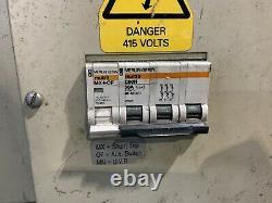 30kw 30,000w Electric Workshop Heater (2 X 15kw) Three Phase 3-phase