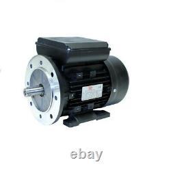 3.043TECCB35-100L, Three Phase Electric Motor 3KW, 4 Pole, B35. CAST IRON