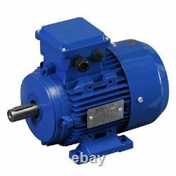 3 Phase Aluminium Electric Motor 5.5kW 7.5Hp 2900rpm 112 Frame 2 Pole IE1 B3