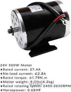 48V 1800W Brushless Electric Motor Controller Kit Go Kart ATV Scooter Bicycle