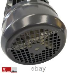 4KW 5.5 HP Three (3) Phase Electric Motor 2800 RPM 2 Pole IE2 Efficiency NEW