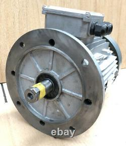 4kW (5.5HP) 3-Phase AC Electric Motor 1430RPM 4-Pole B5 Flange 112M Frame