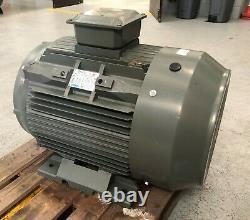 75kW electric motor, 2 pole, foot mount, IE3