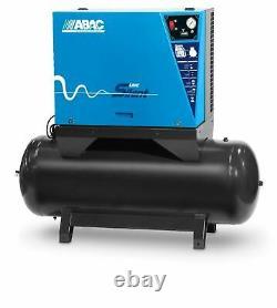 ABAC B4900 LN 270 4, 4Hp Three Phase Silent Compressor 15 CFM 270 Ltr Tank