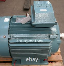 ABB 55kW (75HP) 2980RPM 2-Pole Electric Motor B3 Foot 225 Frame 3-Phase 415v
