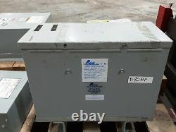 ACME ELECTRIC T3793671S Three Phase Transformer 15kVA 208V #80BP