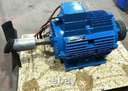AEG 3-Phase Electric Motor 15kW 2935RPM 2-Pole 160M Frame B3 Foot