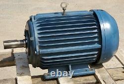 AO Smith Electric Motor F-391990 30HP 230/460 VAC 3 1770 RPM -Ships FREE