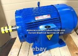 Alpak 22kW 3-Phase AC Electric Motor 2925RPM 2-Pole B3 Foot 180 Frame