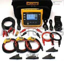 BRAND NEW Fluke 1730 3 Three Phase Electrical Energy Logger & CASE COLLECT ONLY