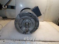 Baldor 2 HP Ac Electric Pump Motor 56j Frame 208-230/460 Vac 3450 RPM 3 Ph Tefc