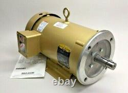 Baldor CEM3615T Electric Motor 36A002S268G1 5hp 208-230/460V 1750rpm 3ph 184TC