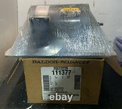 Baldor Electric Motor 3HP 2850rpm 3 Phase 56CZ Frame 111377 NEW NOS