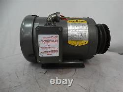 Baldor M3554T Electric Motor 1½HP 208-230/460V 5.3-5/2.5A 1725RPM 60HZ 3PH