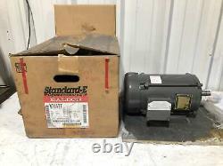 Baldor M7042T Standard-E 2 & 3HP Ex-Proof Electric Motor 1460/1750RPM 3PH -NIB