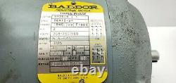 Baldor VM3609 2 HP Electric Motor 208-230/460V 3PH 1725 RPM 184C Frame
