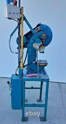 Benchmaster Press With Dayton Three Phase Ac Motor