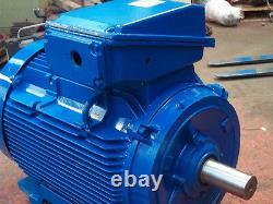 Brook Crompton 200kW (270HP) AC Electric Motor 1488RPM (4-Pole) 315 Frame B3