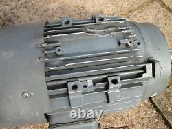 Brook Crompton 3 Phase Electric Motor, 3 HP, USED, Made in UK