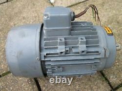 Brook Crompton 3 Phase Electric Motor, Made in England, USED