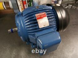 Brook Electric Motor 3 Phase 2 Pole