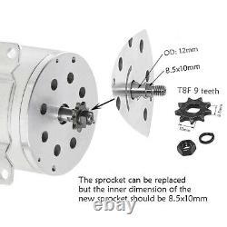 Brushless 48v 1800w Electric Motor Speed Controller Kit DIY Golf Go Kart Trike