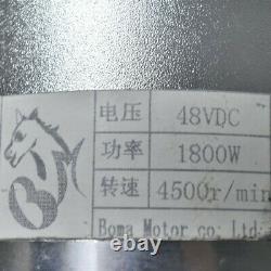 Brushless 48v 1800w Electric Motor Speed Controller Kit E Bike Go Kart Trike ATV