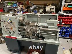 Colchester Master 2500 Lathe, 3 Phase, New Dro, 3&4 Jaw Chuck, Qc Toolpost