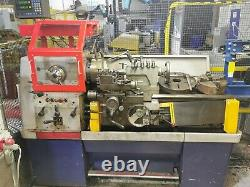 Colchester Triumph 2000 lathe, 3 phase Ainjest rapid threading, lots of extras