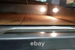 Double deck three phase electric oven