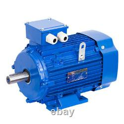 Electric Motor 3KW (4HP) 3 PHASE 2 POLE 2800rpm 3000rpm B3 90 Frame Size NEW