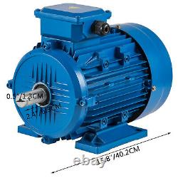 Electric Motor 3Phase 4000W 400v Universal Motor Strictly Standard High Quality