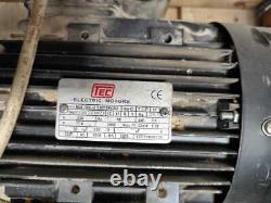 Electric Motors, used single and three phase motors, 12pcs, Job Lot sale