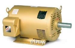 Em3313t 10hp, 1770rpm, 3ph New Baldor Electric Motor Replacement Wwe Odp10-18-215t